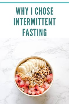 Why I am choosing intermittent fasting as a lifestyle choice. Some resources for busy moms who are looking to get healthy once and for all. Healthy Eating Recipes, Dog Food Recipes, Healthy Snacks, Healthy Habits, Get Healthy, Health And Wellness, Health Fitness, Intermittent Fasting, Eating Habits