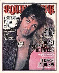 1976 Rolling Stone cover #wings