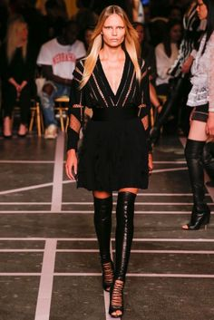 Givenchy Lente/Zomer 2015 (12)  - Shows - Fashion