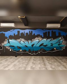 Graffiti, Dream City, First Time, Mumbai, Outline, Cap, India, Artist, Instagram