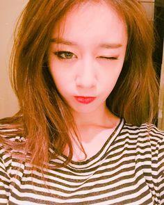 Can you handle T-ara JiYeon's cute wink? ~ T-ara World ~ 티아라