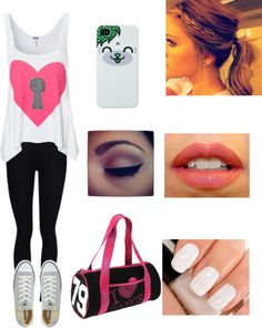 """""""Dance outfit"""" by sophstar2000 ❤ liked on Polyvore"""