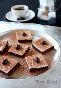 Espresso Brownies | Tutti Dolci