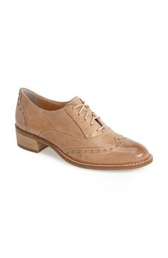 b59859ed7e1 Paul Green  Courtney  Leather Oxford (Women) available at  Nordstrom Lace  Oxfords