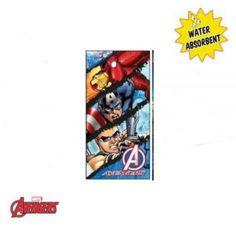 Bosszúállók törölköző – MajaMarket Avengers, Baseball Cards, The Avengers