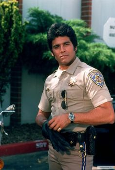 CHiPs' Erik Estrada as 'Ponch'