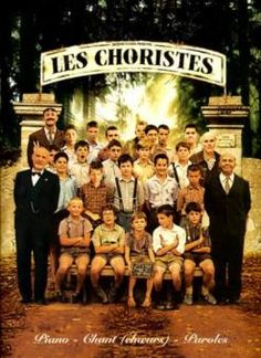 The Chorus (Les Choristes) - Directed by Christophe Barratier. With FranCois Berleand, Gerard Jugnot, Jean-Baptiste Maunier, Jean-Paul Bonnaire and Kad Merad. The Best Films, Great Movies, Popular Movies, Movies And Series, Movies And Tv Shows, Jean Baptiste Maunier, Gerard Jugnot, Jacques Perrin, Film Mythique