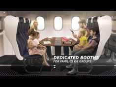 Thomson Airways plans to add family and couples seating options to flights Travel News, Air Travel, Travel Stuff, Thomson Airways, Hotel Familiar, Work Overseas, New Aircraft, Plane Design, Table Seating