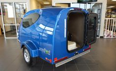 Explore the MyPod by Little Guy Trailers Little Guy Trailers, Tiny Trailers, Camper Trailers, Campers, Building A Teardrop Trailer, Teardrop Camper Trailer, Motorcycle Camper Trailer, Pod Camper, Ohio