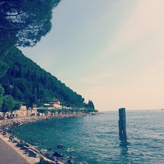 A day in #gardalake with my ❤️ #lagodigarda #italy #verona #garda #italia #love…