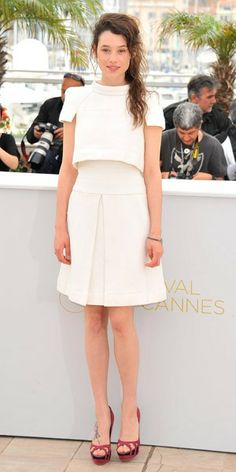 Astrid Berges Frisbey chanel moment