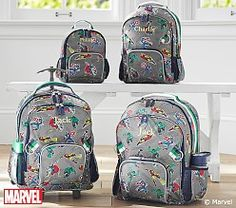 Batman Backpacks & Marvel Backpacks | Pottery Barn Kids