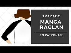 CÓMO TRAZAR MANGA RAGLAN - YouTube Manga Raglan, Canal E, Polo, Sewing, Youtube, Base, Ideas, Sleeveless Tops, Pants