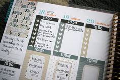 The Planner – Not Entirely Ordinary --  How I use my Erin Condren Life Planner
