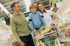 Dr. Oz's 10-Day Family Detox Shopping List: Make your home a healthy one with this anti-inflammatory food guide for the whole family.