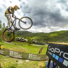 Slopestyle Riders Soar on Day Two of the GoPro Mountain Games