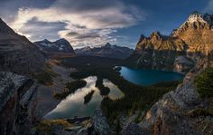 Discovering Lake O'Hara - Last September, I took off for the Canadian Rockies with Tom Bricker, Mark Willard, and Todd Hurley.  I have already posted about some of our adventures in earlier posts, but I finally got around to posting the first installment  detailing our adventures in more detail in a new blog article this morning on The Resonant Landscape.  Lake O'hara is quite simply one of the most gorgeous locations in the Canadian Rockies and it serves as a gateway to many incredible…