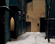 Winter Stories #4 (The First Snow), 2007  Paolo Ventura   2007