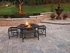 Patios Gallery | Brandywine Patio. These pavers might look good ,too at the JK household.