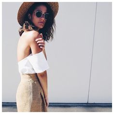 Birdcage x C/MEO exclusive :: so good we had to have it in white. Jazz [@umyeahthanks_] wears our exclusive Perfect Lie Top in White  Shop Link in Profile   #exclusive #cmeocollective #offtheshoulder #summerwhite #australianfashionlabels #streetstyle #66thelabel #lurex #knitwear #summersun #thebirdcageboutique by thebirdcageboutique