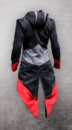 Assassins Creed III the Eagle New Design Jacket Hoodie