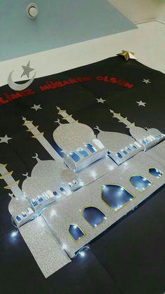 Eid decoration, eid mubarak, eid party city, why is eid celebrated, eid today Eid Crafts, Ramadan Crafts, Eid Mubarak, Class Decoration, School Decorations, Decoraciones Ramadan, Jasmin Party, Arabian Party, Art For Kids