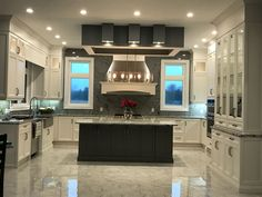 Fully renovated kitchen with all the modern amenities. Proud of a job well done. Traditional Kitchen Cabinets, Kitchen Cabinetry, Renovated Kitchen, Kitchen Quotes, Put Together, Kitchen Remodeling, Home Renovation, Ontario, Luxury Homes
