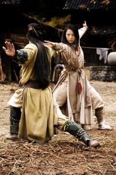 """""""Jadesoturi"""" Jingchu Zhang and Tommi Eronen"""