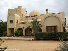 Mansion For Sale  on the Cairo-Alexandria Desert Road