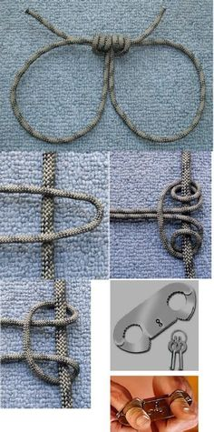 A Long-Term Survival Guide - How to Make Rope Restraints | Scribd: