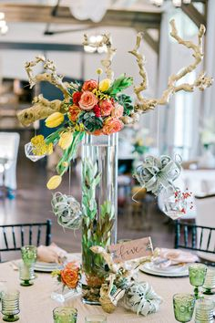 Indian Summer Early Fall Wedding Inspiration - photo Andie Freeman