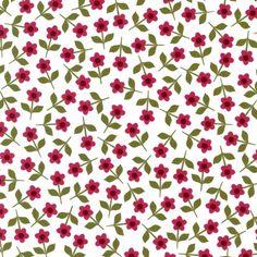 ANM-12796-106 by Nancy Mims from Pop Posies: Robert Kaufman Fabric Company; organic