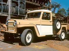 Willys Jeep Truck '1947–65