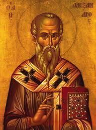 San Alejandro de Alejandría
