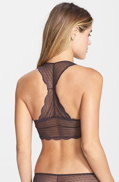 Women's Honeydew Intimates 'Scarlette' Lined Lace Bralette, Size