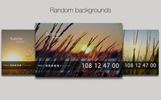 """""""Sunrise"""" is a responsive HTML theme with countdown and progress bar. It has a subscribe form, clean animation and different backgrounds which are change by random. And of course """"Sunrise"""" is compa..."""