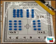 Distributive doctor for multiplication.