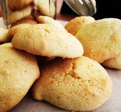 Biscoitos de Limão - 1001 Receitas Fáceis