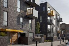 Жилой комплекс Ocean Estate в Лондоне. Фото: Matt Clayton. Предоставлено…