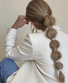 Hair Inspo, Hair Inspiration, Cabelo Inspo, Aesthetic Hair, Hair Day, Trendy Hairstyles, Hair Trends, Hair Goals, Blonde Hair
