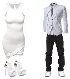 """""""Zen & Pryce"""" by itzyalocalwhiteboy on Polyvore featuring Doublju and Rocawear"""