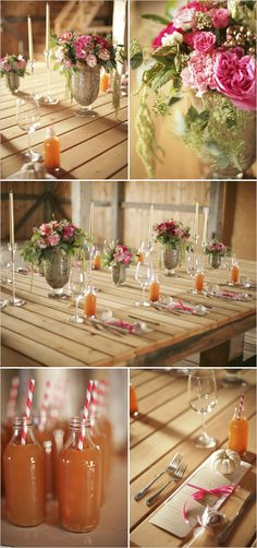 Glamorous Fall Wedding Ideas from Michigan event planner Hey Gorgeous Events. Cute Wedding Ideas, Perfect Wedding, Dream Wedding, Wedding Inspiration, Wedding Stuff, Sunset Wedding, Wedding Things, Fall Wedding Decorations, Autumn Decorations