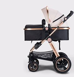 YBL Baby Stroller for Infant and Toddler City Select Fold...