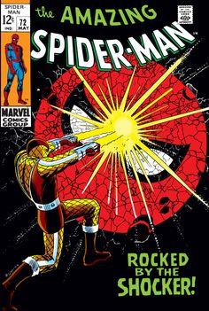 For sale marvel comics amazing spiderman 72 stan lee john romita artwork silver age comic book emorys memories. Marvel Comics, Marvel Comic Books, Comic Books Art, Comic Art, Marvel Heroes, Marvel Villains, Marvel Dc, Amazing Spider Man Comic, Amazing Spiderman