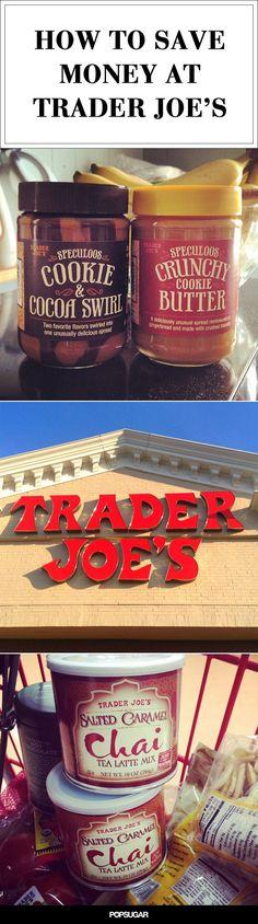 9 Ways to Save Major Money at Trader Joe's