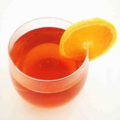 Refreshing Red Bush Iced Tea from Julie's Raw Recipe eBook for Beginners