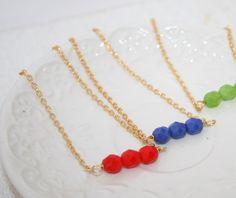 Dainty Gold chain bracelets