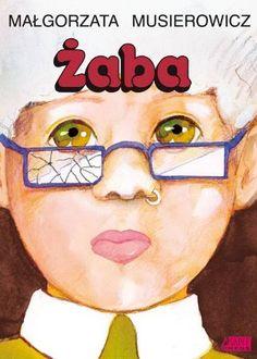"Małgorzata Musierowicz ""Żaba"" Sweet 15, Ronald Mcdonald, Vogue, Books, Movie Posters, Fictional Characters, Red, Literatura, Libros"