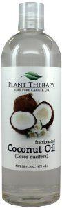 Aceites de coco (fraccionado) Aceite del PORTADOR. Una base de Aceite de aromaterapia, el BSG de Aceite de masaje o Esencial.