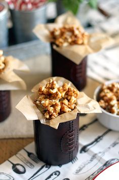 Popcorn, Crunches and Butter on Pinterest